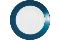 Pronto, Teller flach ø 230 mm grün-blau