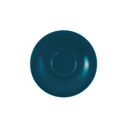 Pronto, Untertasse ø 180 mm grün-blau