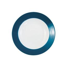Pronto, Teller tief ø 220 mm grün-blau