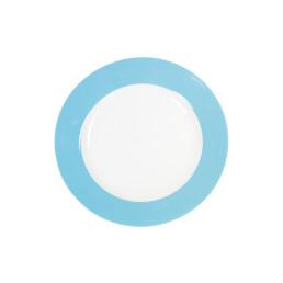 Pronto, Teller flach ø 205 mm himmelblau