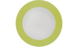 Pronto, Teller flach ø 205 mm limone