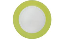 Pronto, Teller flach ø 230 mm limone