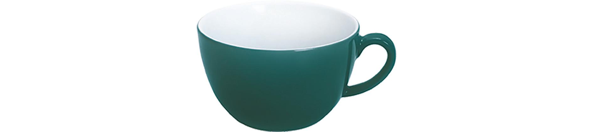 Pronto, Café au lait Tasse ø 115 mm / 0,40 l opalgrün