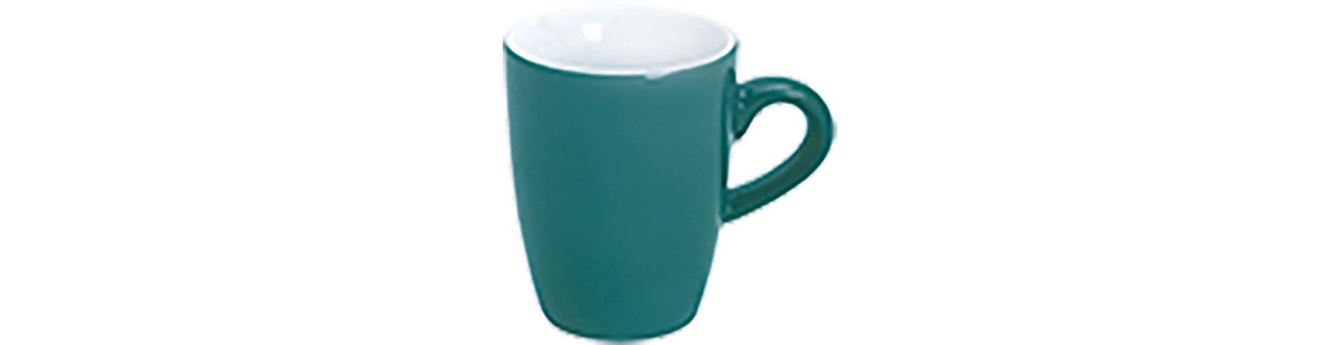 Pronto, Espressotasse hoch ø 56 mm / 0,10 l opalgrün