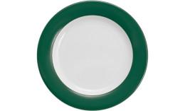 Pronto, Teller flach ø 260 mm opalgrün