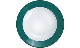 Pronto, Teller tief ø 220 mm opalgrün