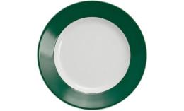Pronto, Teller flach ø 205 mm opalgrün