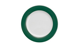 Pronto, Teller flach ø 160 mm opalgrün