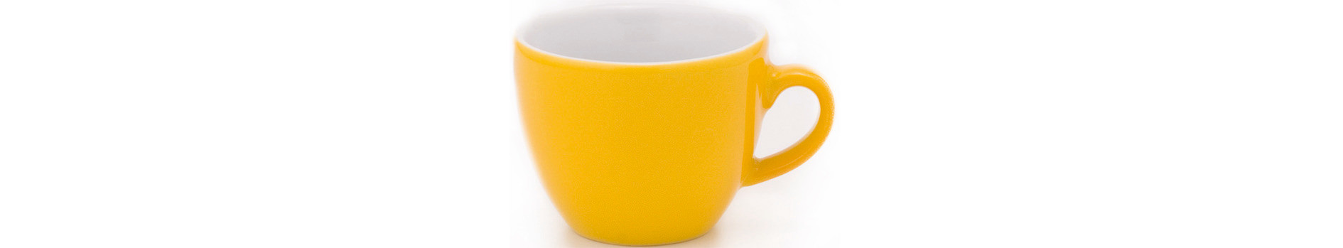 Pronto, Espressotasse ø 66 mm / 0,08 l orange-gelb