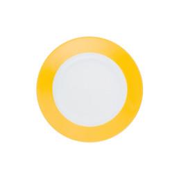 Pronto, Teller flach ø 205 mm orange-gelb