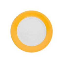 Pronto, Teller flach ø 230 mm orange-gelb