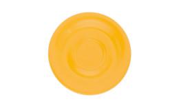 Pronto, Untertasse ø 160 mm orange-gelb