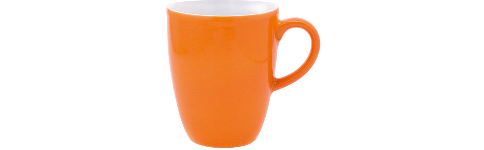 Pronto, Macchiatobecher stapelbar ø 80 mm / 0,28 l orange