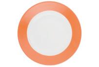 Pronto, Teller tief ø 220 mm orange
