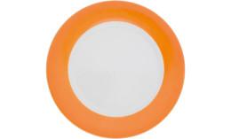 Pronto, Teller flach ø 260 mm orange