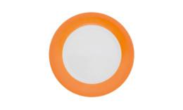 Pronto, Teller flach ø 160 mm orange