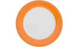 Pronto, Teller flach ø 230 mm orange