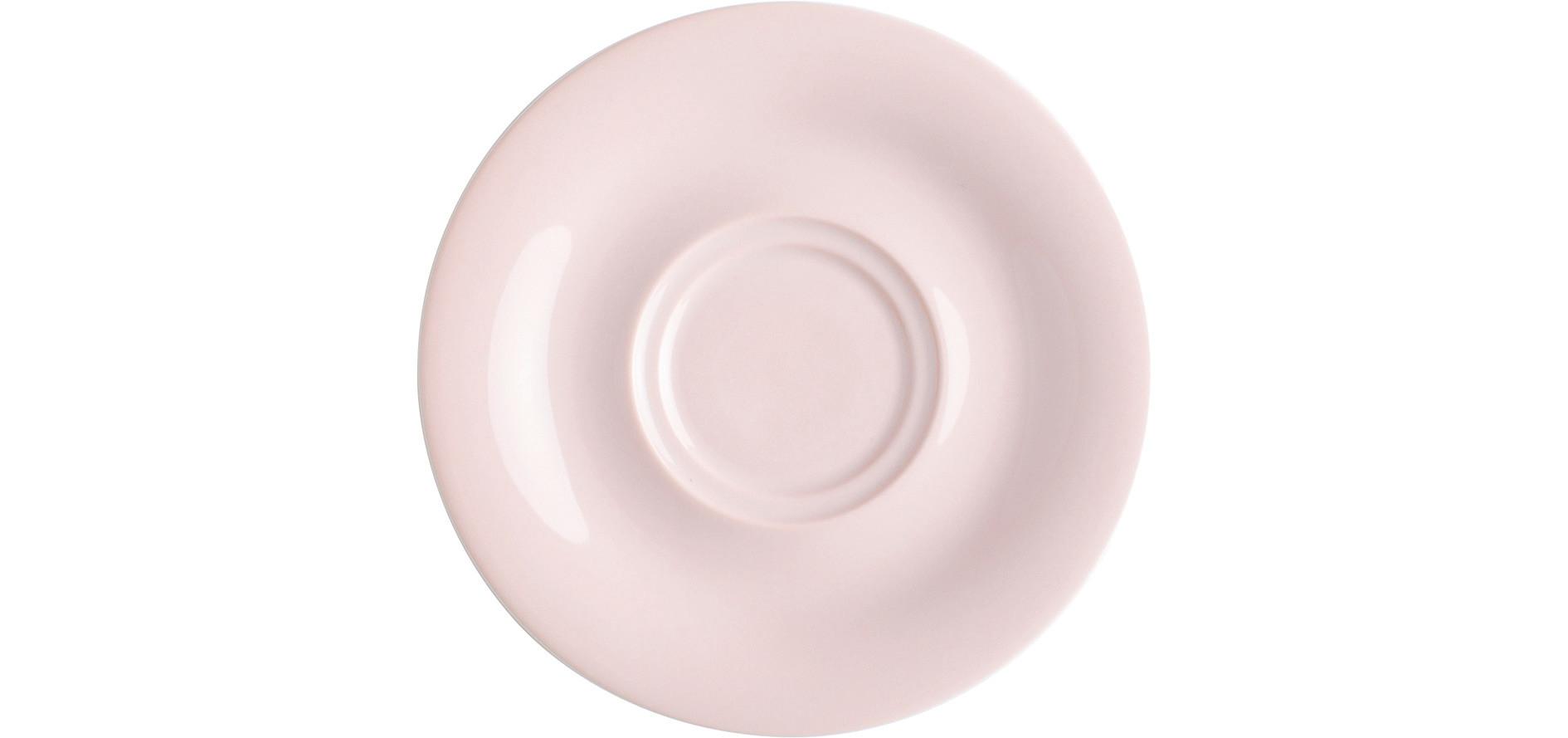 Pronto, Untertasse ø 160 mm rosé