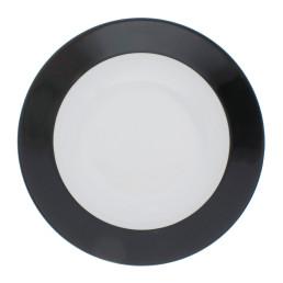 Pronto, Teller flach ø 300 mm schwarz
