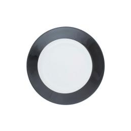 Pronto, Teller flach ø 205 mm schwarz