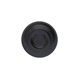 Pronto, Untertasse ø 160 mm schwarz