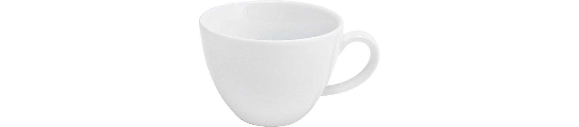 Pronto, Kaffeetasse ø 84 mm / 0,16 l weiß