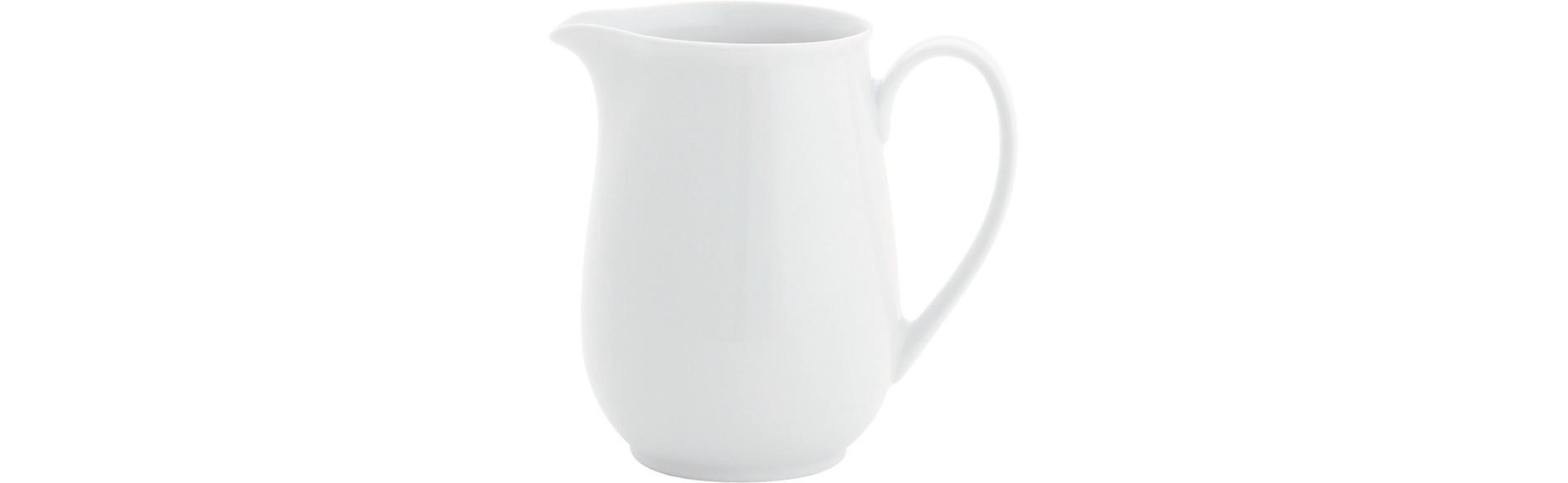 Pronto, Milchkännchen ø 78 mm / 0,25 l weiß