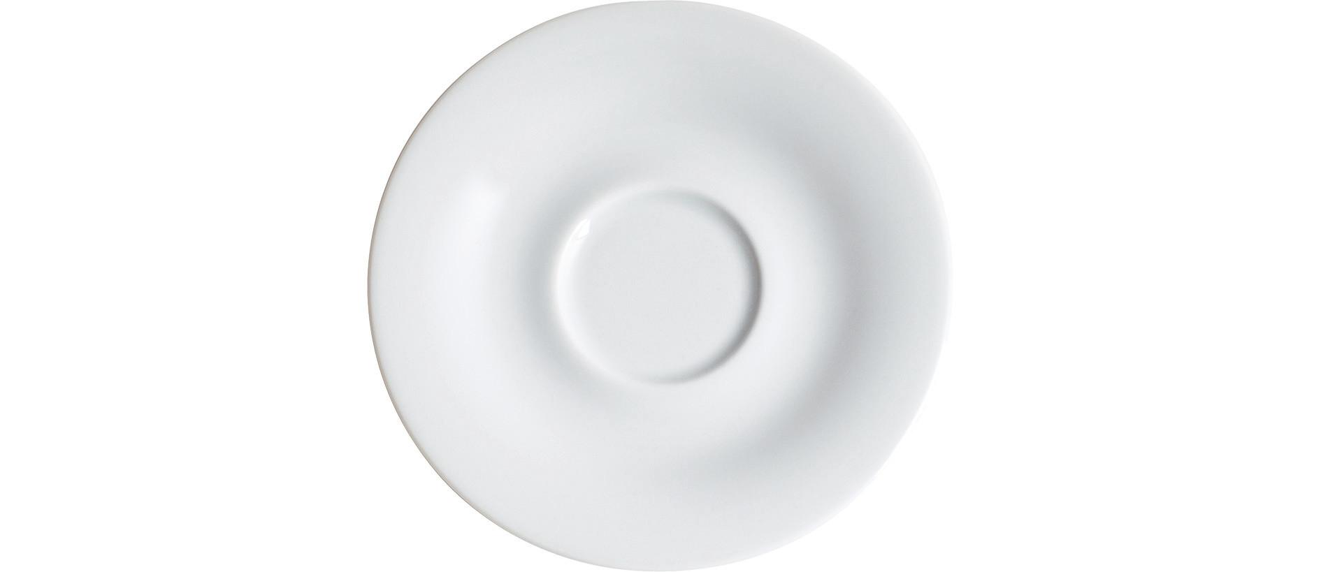Pronto, Untertasse ø 150 mm weiß