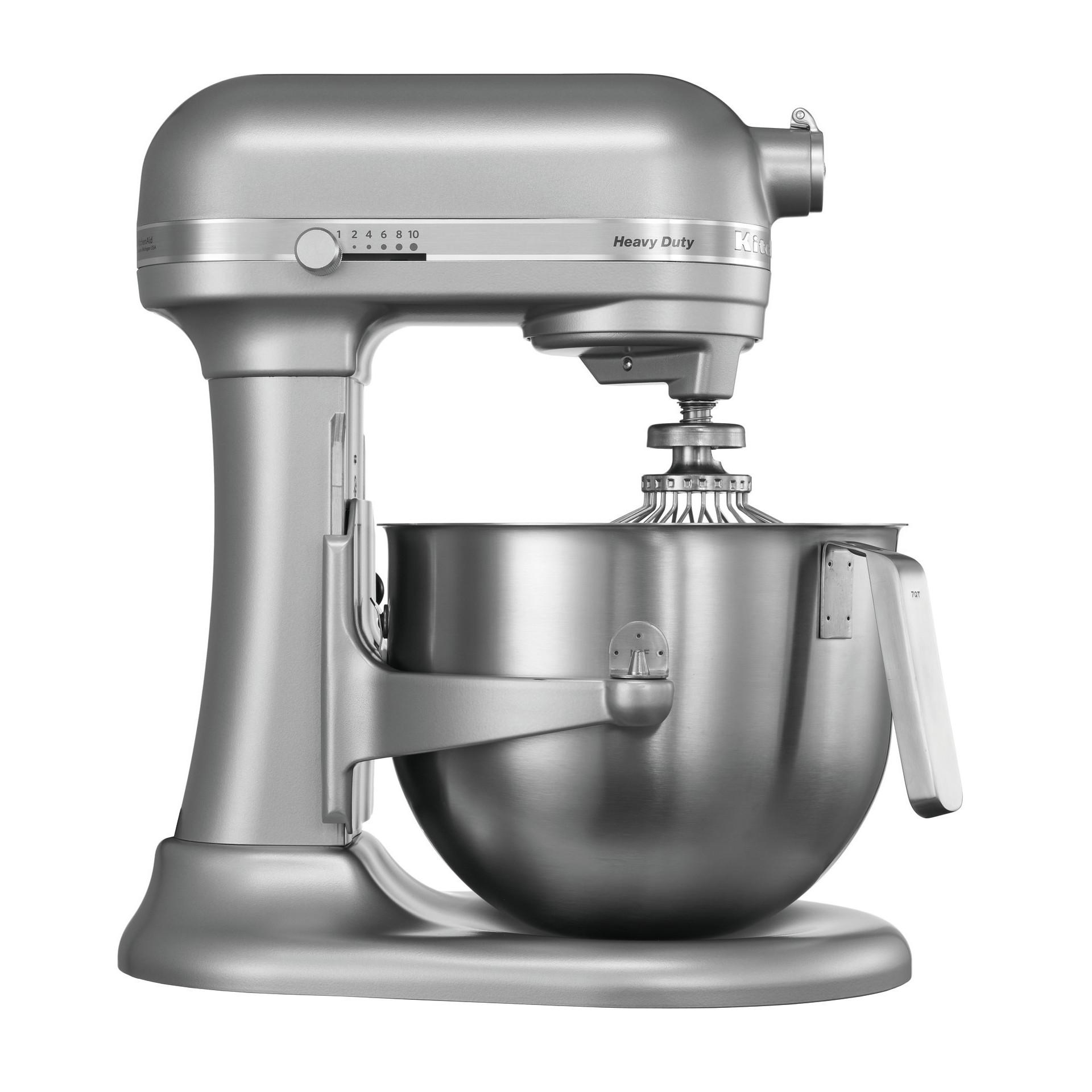 Küchenmaschine Heavy Duty 6,90 l / 230 V / silber