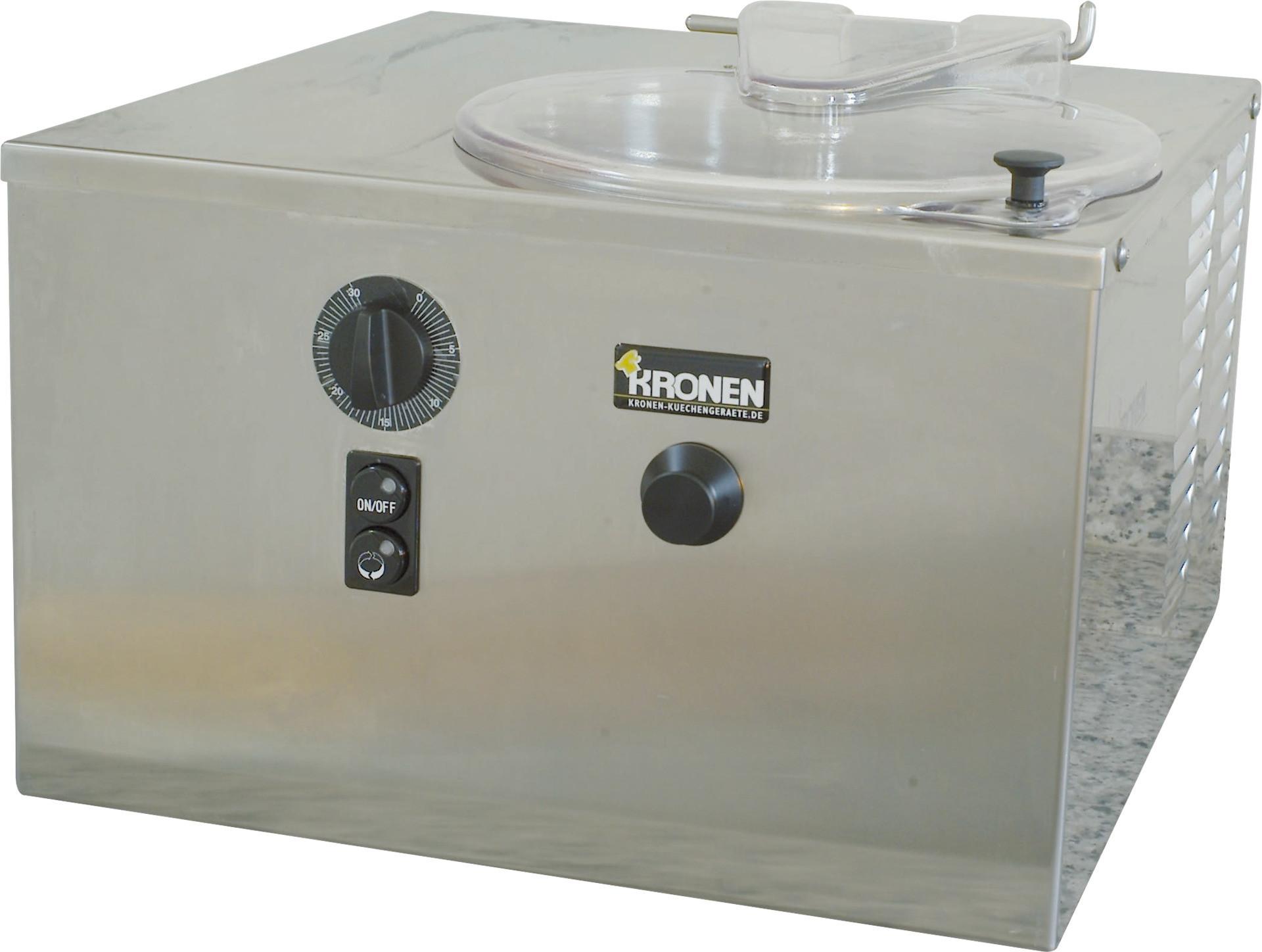 Speiseeismaschine 2,50 l / Leistung 10,00 l/h / Tischgerät