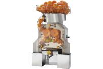 Orangensaftmaschine mit SB-Zapfhahn und Transportband / 40 Orangen/min.