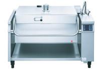 Elektro-Druckkesselpfanne 150,00 l / Duplex-Antihaft / Kessel 1000 x 550 x 300 mm