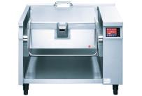 Elektro-Kippbratpfanne 69,00 l / Duplex-Antihaft / Tiegel 616 x 660 x 184 mm