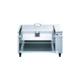 Elektro-Kippbratpfanne 109,00 l /Duplex- Antihaft / Tiegel 928 x 660 x 184 mm