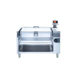 Elektro-Kippbratpfanne 109,00 l / Duplex- Antihaft / Tiegel 1400 x 850 x 900 mm