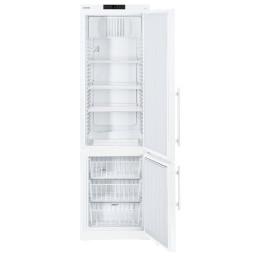 Kühl-Gefrier-Kombination 361,00 l / GCv 4010 / 600 x 615 x 2000 mm / weiß