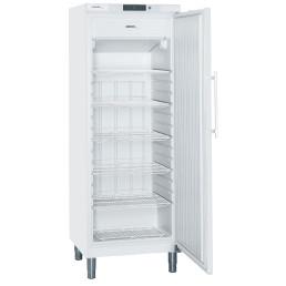 Umluft-Tiefkühlschrank 547,00 l / GGv 5810 / 750 x 750 x 2064 mm / weiß