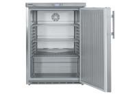 Umluft-Kühlschrank 141,00 l / FKUv 1660 Premium / 600 x 615 x 830 mm / Edelstahl