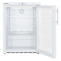 Umluft-Glastürkühlschrank 141,00 l / FKUv 1613 Premium / 600 x 615 x 830 mm
