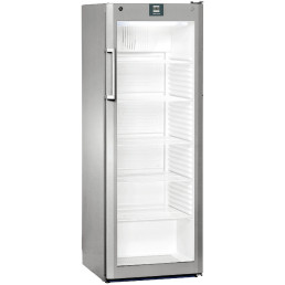 Umluft-Glastürkühlschrank 348,00 l / FKvsl 3613 Premium / 600 x 610 x 1640 mm