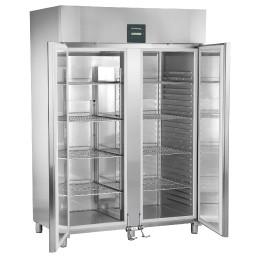 Umluft-Tiefkühlschrank 1361,00 l / GGPv 1490 / 1430 x 830 x 2120 mm / silber