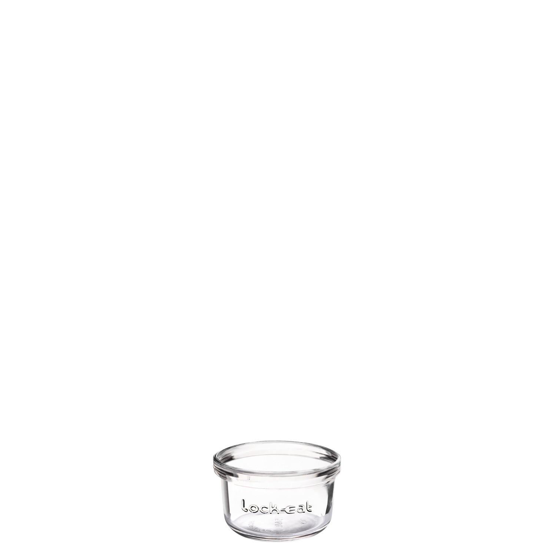 Lock-Eat, Servierglas ø 84 mm / 0,18 l