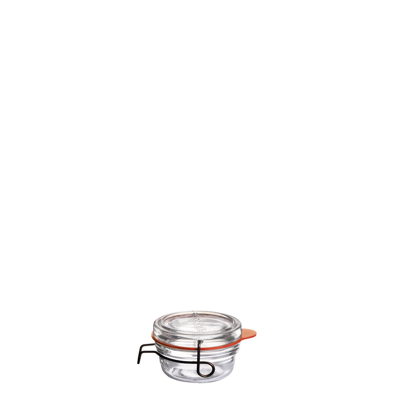 Lock-Eat, Einmachglas mit Deckel ø 85 mm / 0,15 l