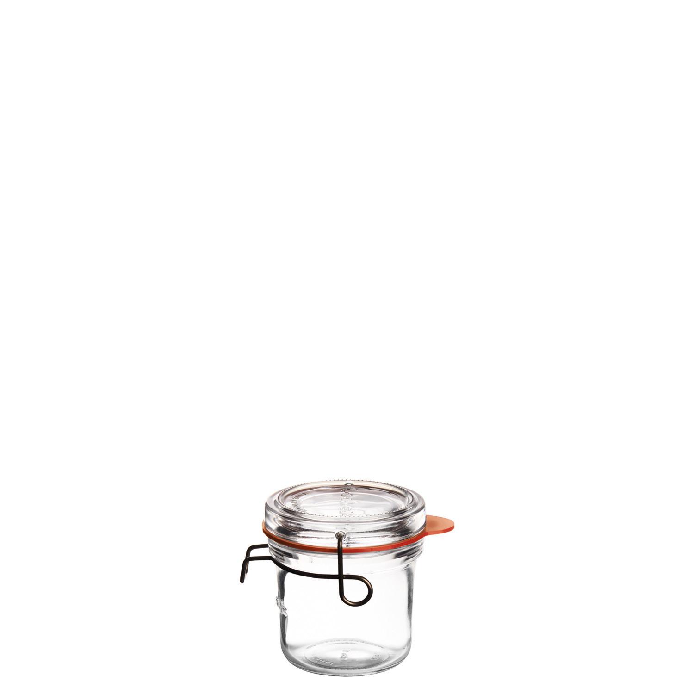 Lock-Eat, Einmachglas mit Deckel ø 85 mm / 0,26 l