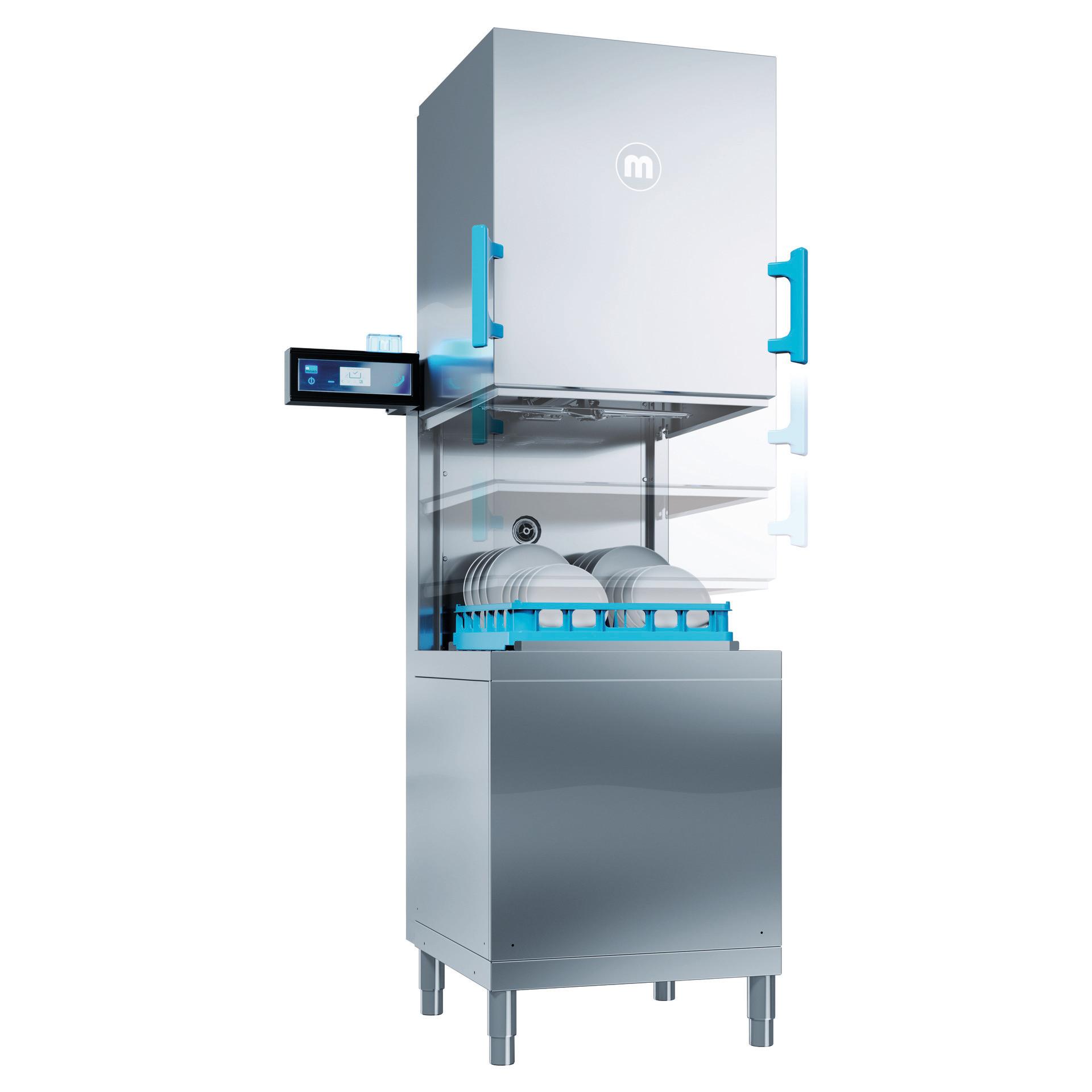 Durchschubspülmaschine M-iClean HM / 500 x 500 mm / Einschubhöhe 505 mm