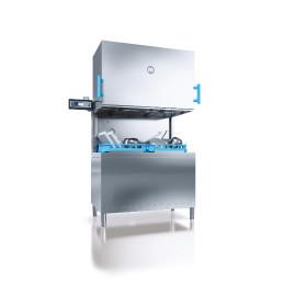 Doppelkorb-Durchschubspülmaschine M-iClean HXL / 2 Körbe je 500 x 500 mm