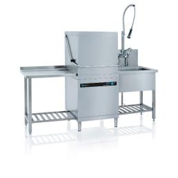 Durchschubspülmaschine Upster H 500 / 500 x 500 mm