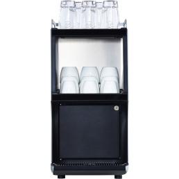 Kombigerät Milchkühler 4,00 l / Tassenwärmer für 40-80 Tassen