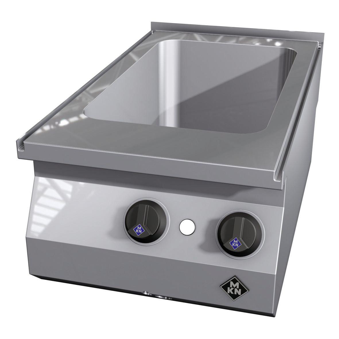 Elektro-Bain-Marie GN 1/1 Counter SL / Wanne 305 x 510 mm