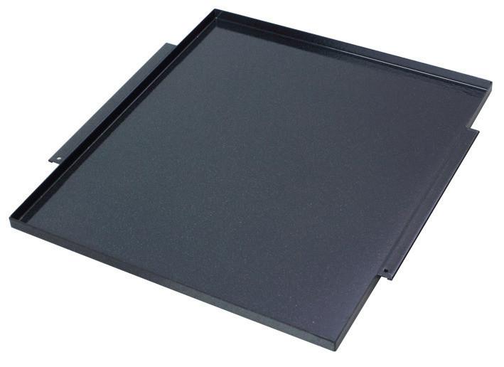 Granitemailliertes Blech FlexiRack 530 x 570 x 50 mm